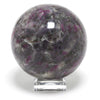 Ruby in Feldspar Sphere from India | Venusrox