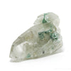 A Fuchsite with Quartz Natural Point from Junco District, Malacacheta, Minas Gerais, Brazil