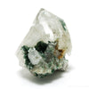 A Fuchsite with Quartz Natural Cluster from Junco District, Malacacheta, Minas Gerais, Brazil