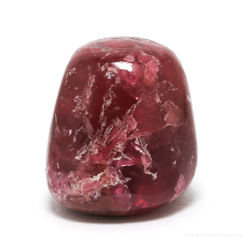 AAA Grade Gem Rhodonite Polished Crystal from Brazil | Venusrox