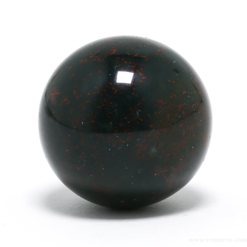Bloodstone Polished Sphere from India | Venusrox