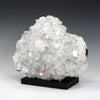 APOPHYLLITE WITH STILBITE NATURAL CLUSTER
