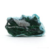 Chrysocolla with Malachite on Matrix Natural Crystal from Shaba, Zaire | Venusrox