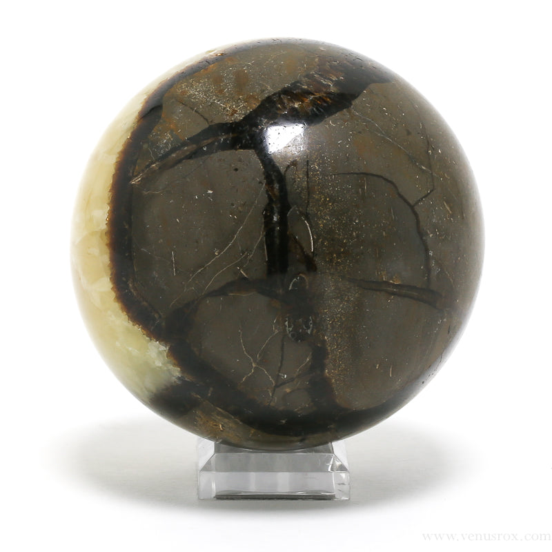 Septarian Sphere from Madagascar | Venusrox