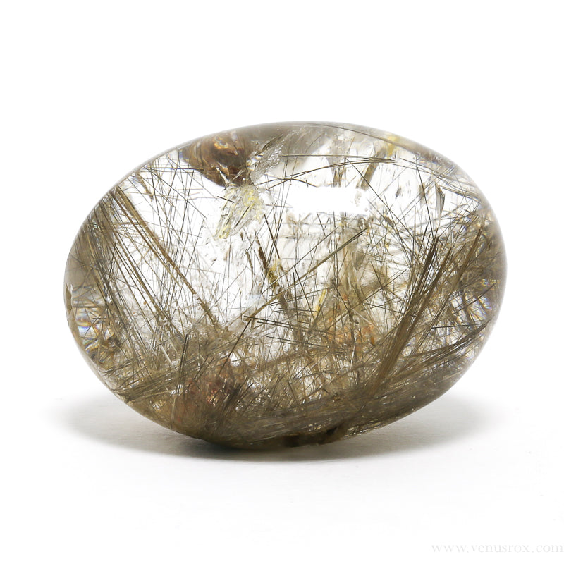 Rutilated Quartz Polished/Natural Crystral from Brazil | Venusrox