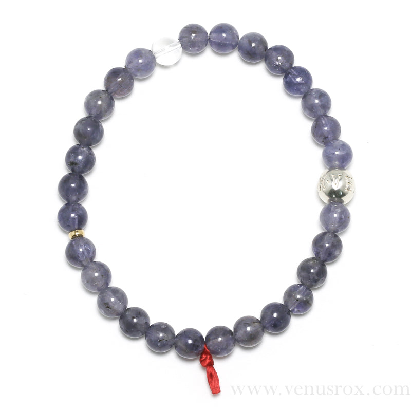 Iolite Bracelet from India | Venusrox