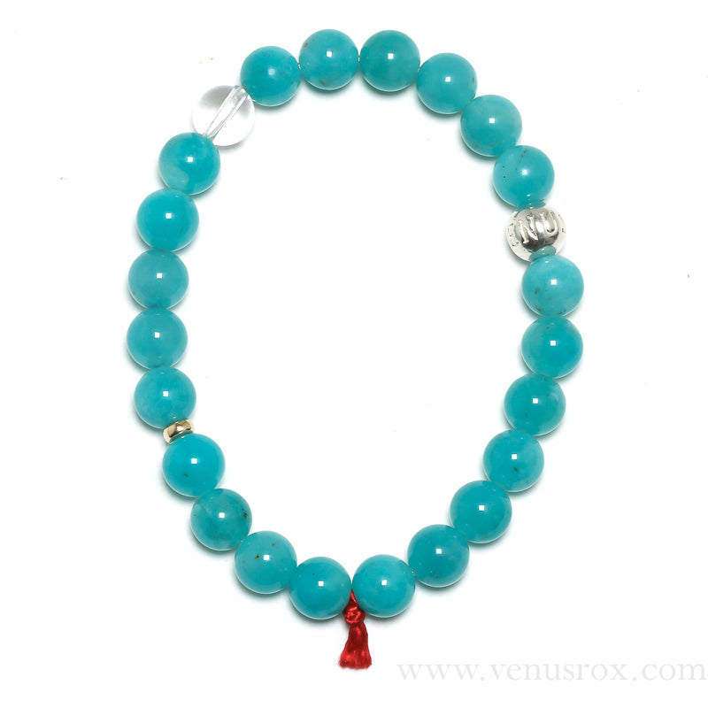 Amazonite Bracelet from Brazil | Venusrox
