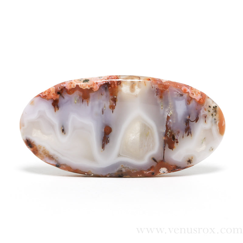 Agate Polished Crystal from Morocco | Venusrox