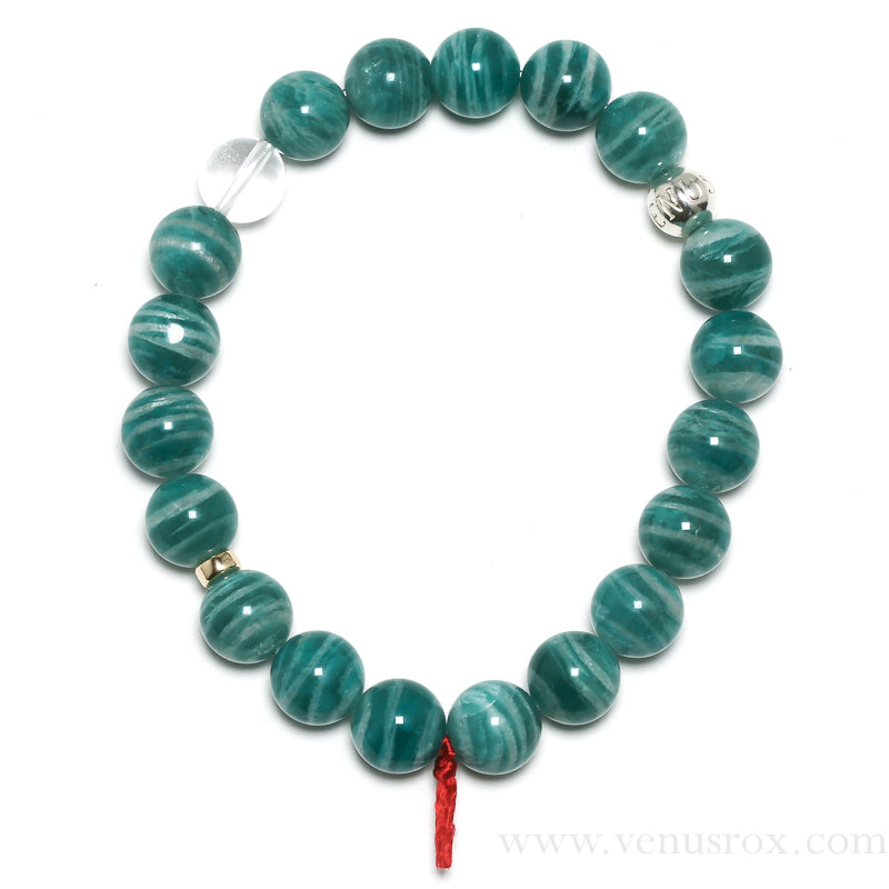 Amazonite Bracelet from Russia | Venusrox