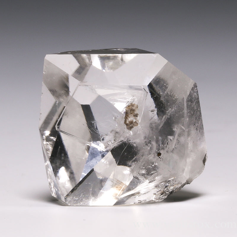 Herkimer 'Diamond' Quartz Natural Crystal from the Ace of Diamonds Mine, Herkimer County, New York State, USA | Venusrox