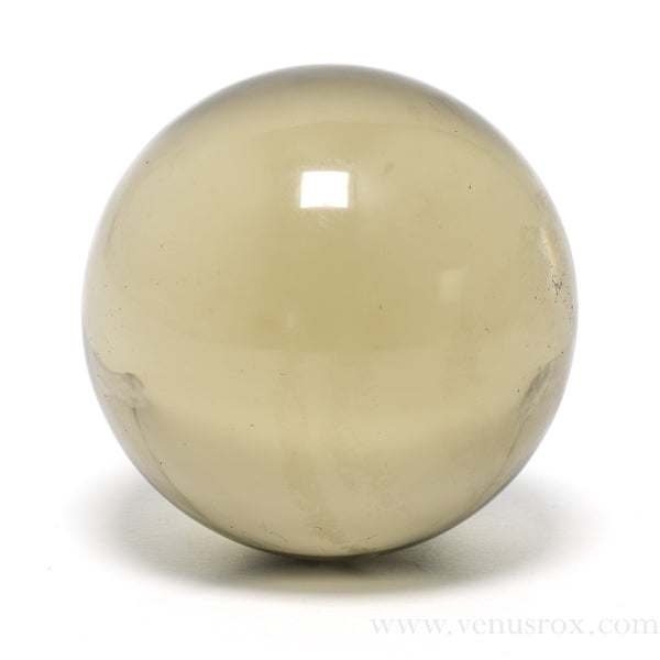 Natural Citrine Polished Sphere from Brazil | Venusrox