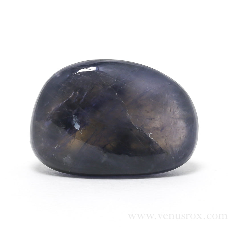 Iolite Polished Crystal from India  | Venusrox