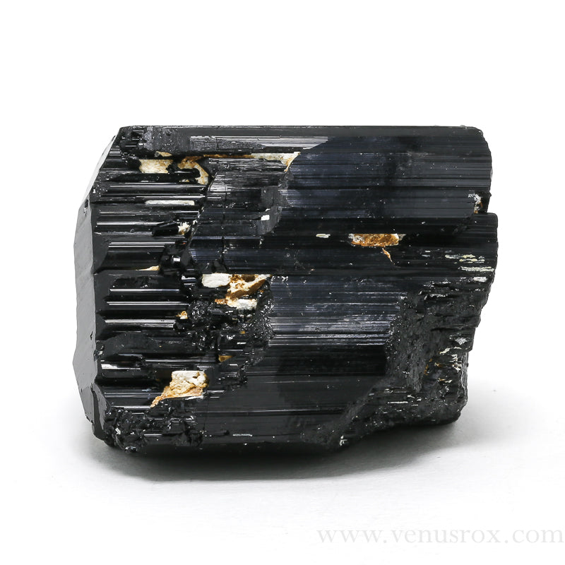 Black Tourmaline Crystal from Madagascar | Venusrox