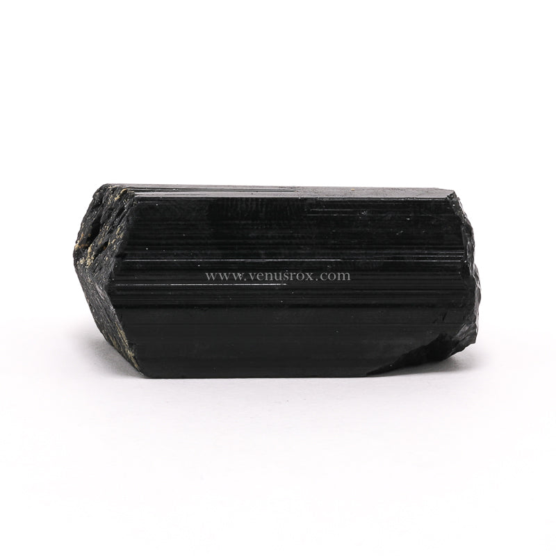 Black Tourmaline Natural Crystal from Brazil | Venusrox