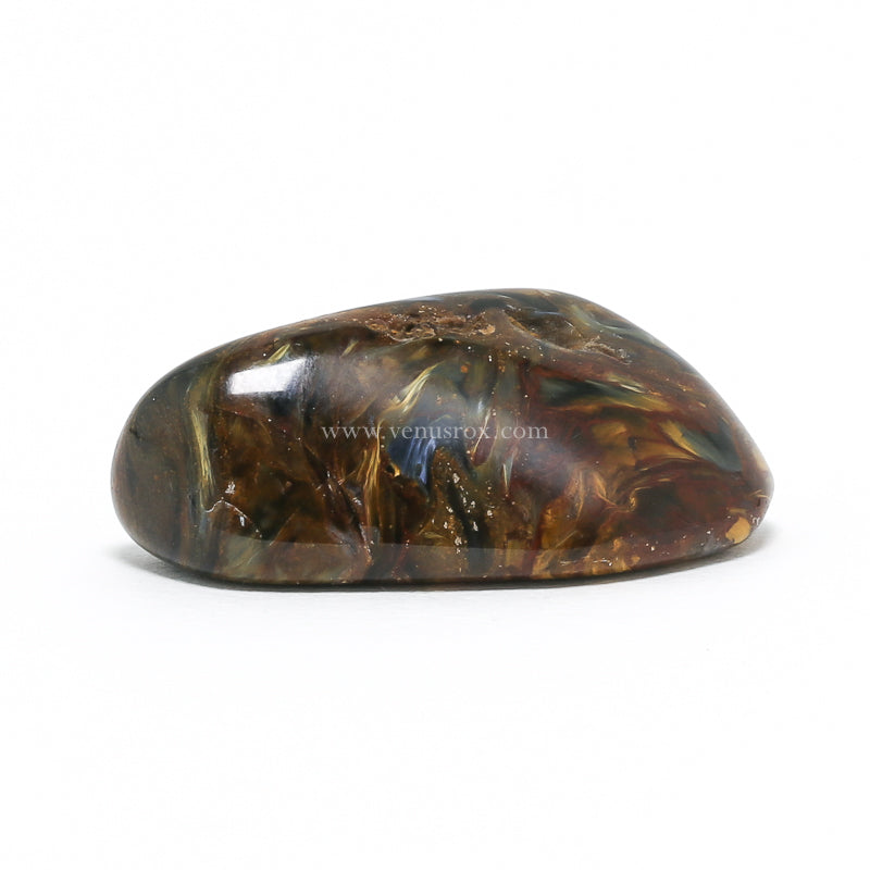 Pietersite Polished Crystal from Namibia | Venusrox
