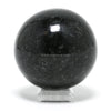 Nuummite Polished Sphere from Greenland | Venusrox