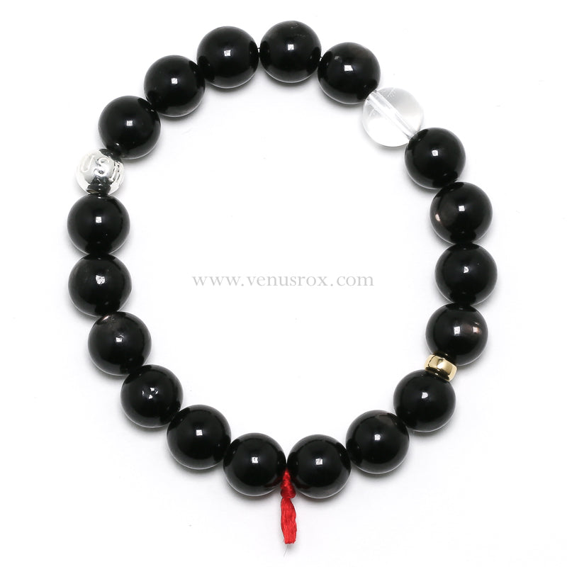 Hypersthene Bracelet from Canada | Venusrox