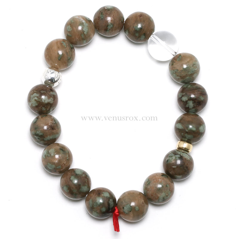 Nunderite Bead Bracelet from New South Wales, Australia | Venusrox