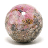 Cobaltoan Calcite Polished Sphere from the Democratic Republic of Congo | Venusrox