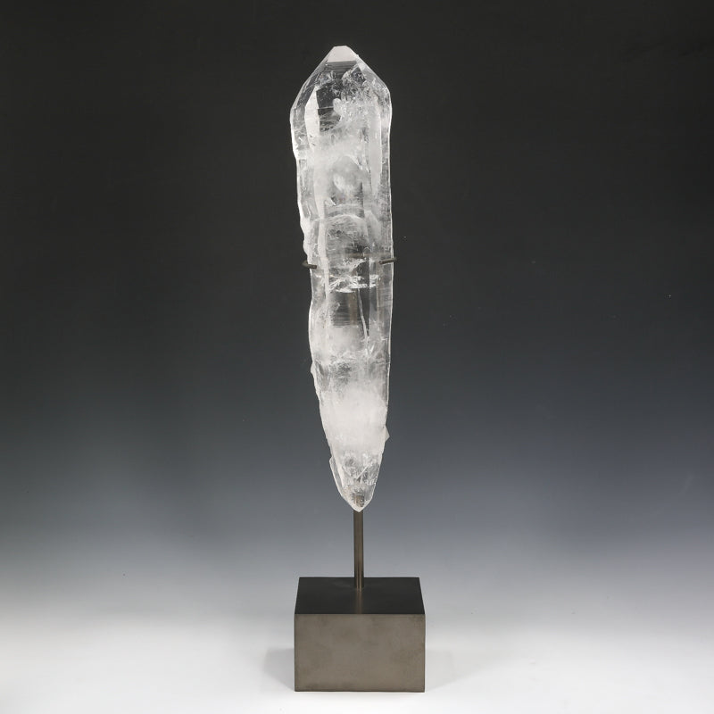 Clear Quartz Natural Double Terminated Laser from Diamantina, Brazil | Venusrox