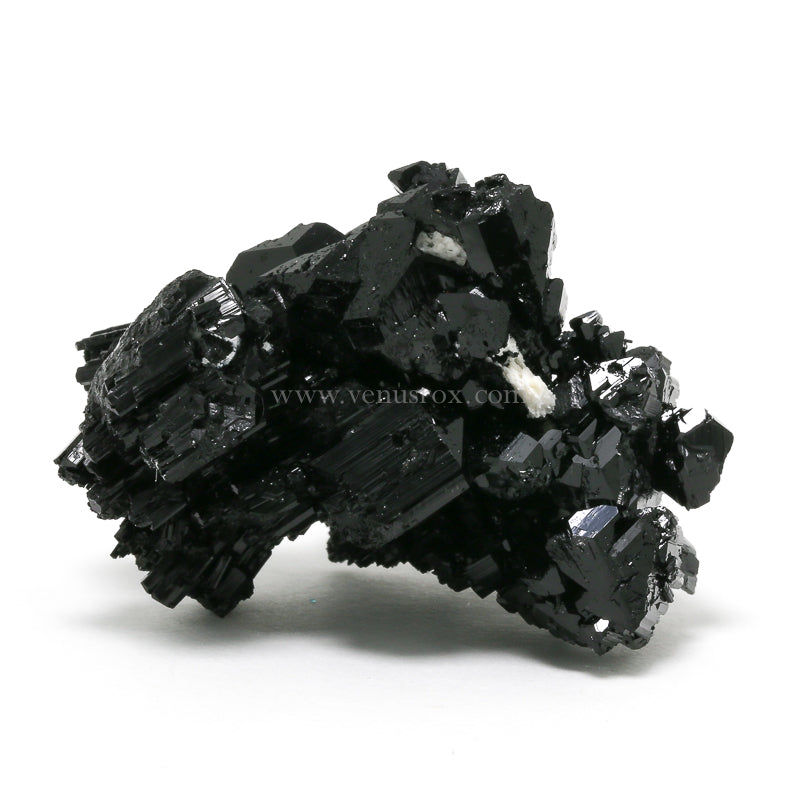 Black Tourmaline Natural Cluster from the Karibib District, Erongo Region, Namibia | Venusrox