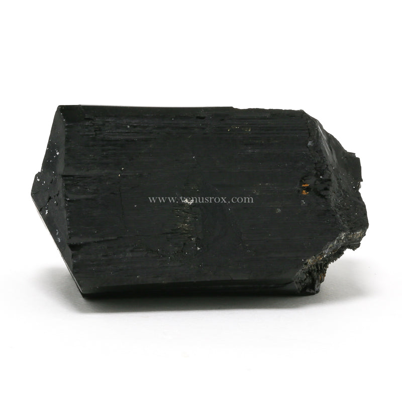 Black Tourmaline Natural Crystal from Erongo Mountains, Namibia | Venusrox