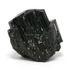 Black Tourmaline Double-Terminated Natural Crystal from Madagascar | Venusrox