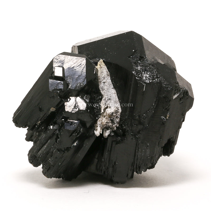 Black Tourmaline Natural Cluster from Erongo Mountains, Namibia | Venusrox