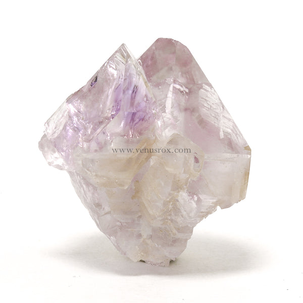 Amethyst Natural Twin Point from Charcas San Luis Potosi, Mexico | Venusrox