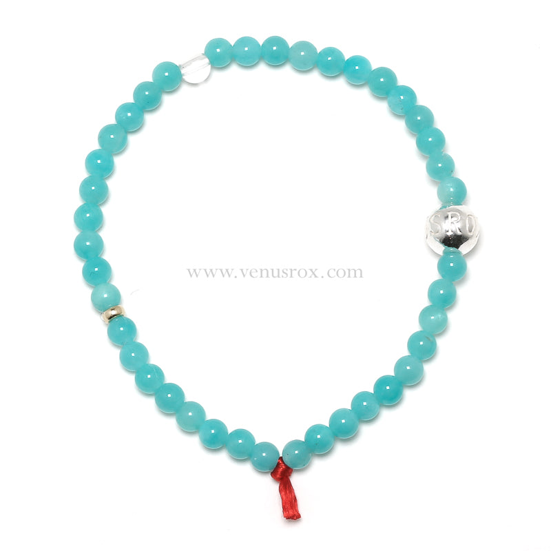 Amazonite Bracelet from Peru | Venusrox