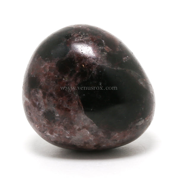 Almandine Garnet Polished Crystal from Madagascar | Venusrox