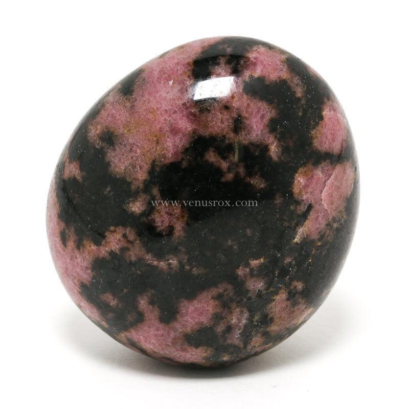 Rhodonite Polished Crystal from Madagascar | Venusrox