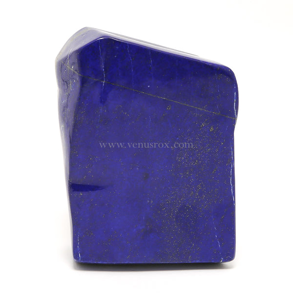 Lapis Lazuli Polished Freeform from Afghanistan | Venusrox