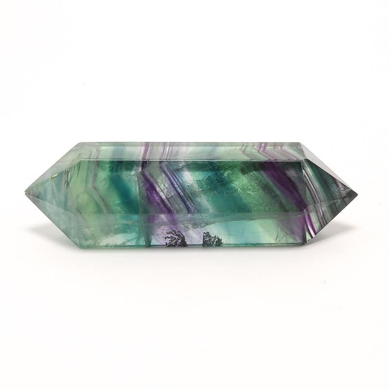 Fluorite Polished Double Terminated Point from China | Venusrox