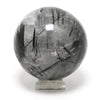 Tourmalinated Quartz Sphere from the Indian Himalayas | Venusrox