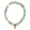 Fuchsite Phantom Quartz Bracelet from Madagascar | Venusrox