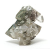 Chlorite Phantom Quartz Natural Cluster from Brazil | Venusrox