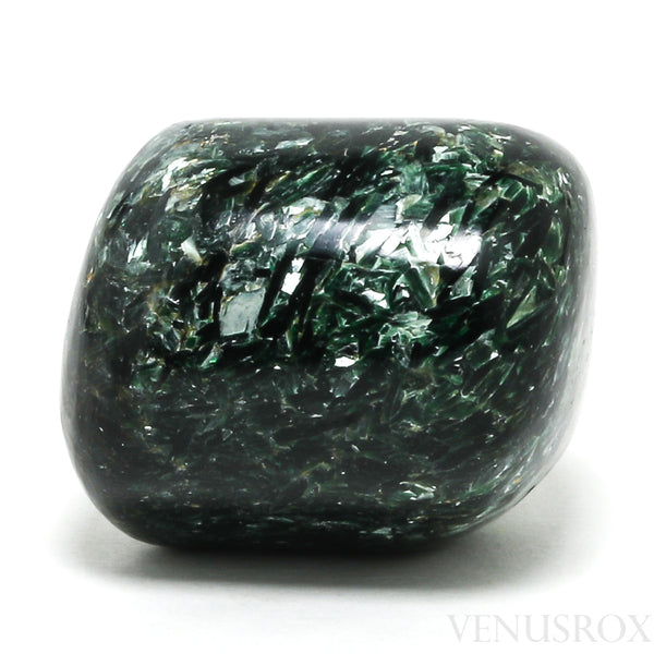 Fuchsite Polished Crystal from Karnataka, India | Venusrox