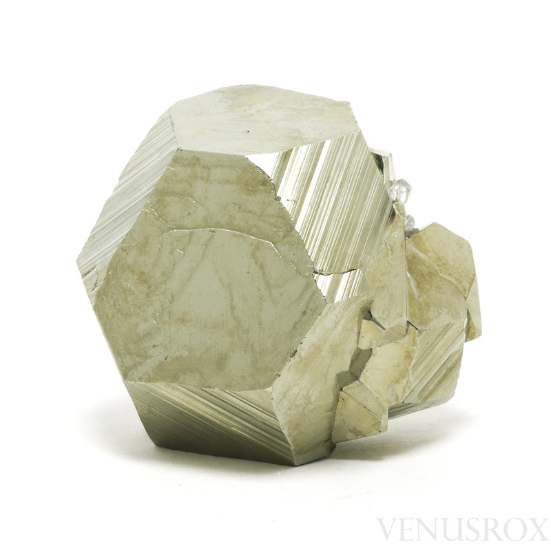 Pyrite with Quartz Specimen from the Huanzala Mine, Huallanca District, Dos de Mayo Province, Huánuco Department, Peru | Venusrox