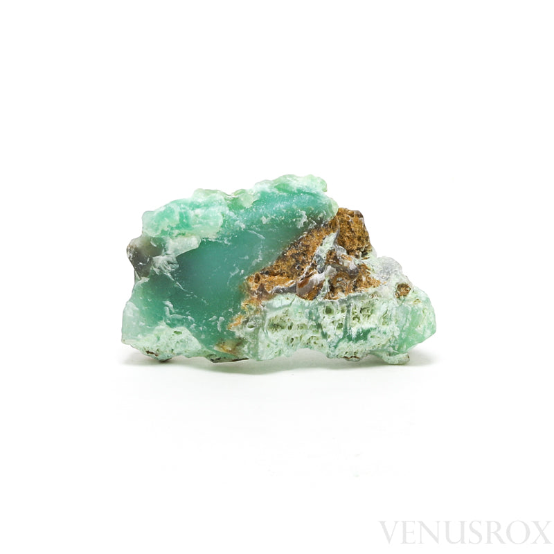 Chrysoprase Natural Crystal from the Szklary Chrysoprase Mine, Szklary, Gmina Ząbkowice Śląskie, Ząbkowice Śląskie Co., Lower Silesian Voivodeship, Poland | Venusrox