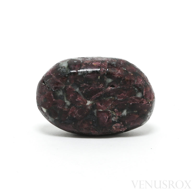 Eudialyte with Aegirine and Nepheline Polished Crystal from Sweden | Venusrox