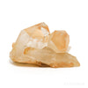 QUARTZ (TANGERINE) NATURAL CLUSTER