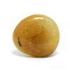 Yellow Sapphire Polished Crystal from India | Venusrox