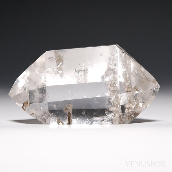 Clear Quartz with Manifester Polished Double Terminated Point from Brazil | Venusrox