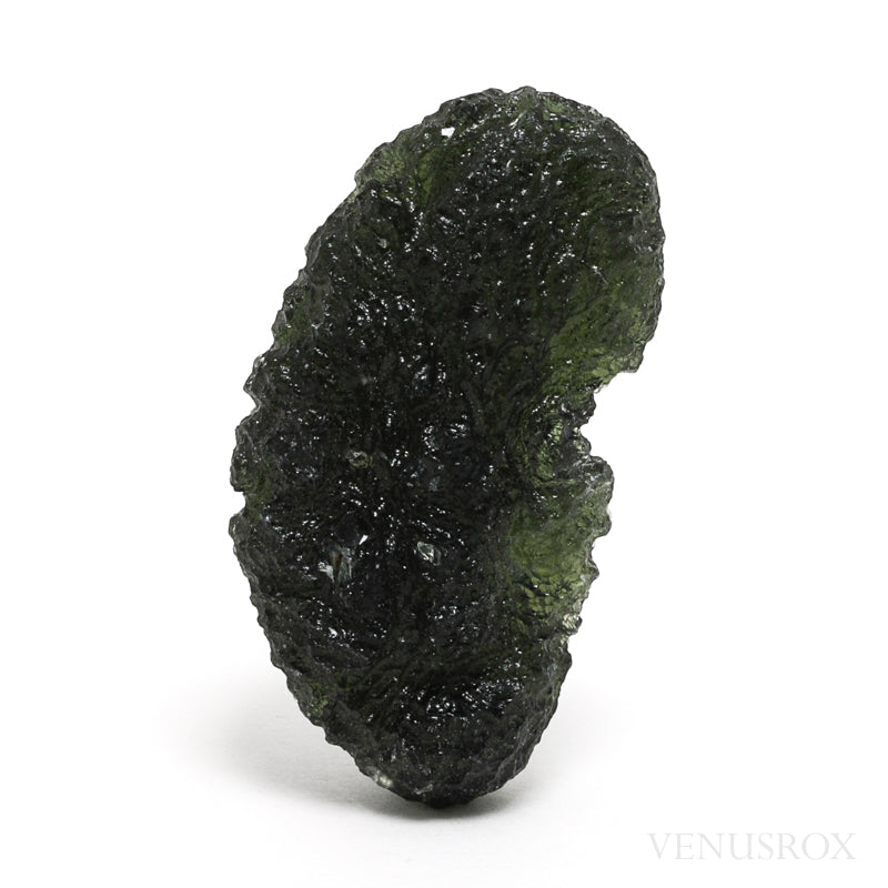 Moldavite Crystal from Maly Chlum, Czech Republic | Venusrox