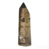 Smoky Quartz Polished Point from Brazil | Venusrox