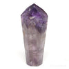 Amethyst Phantom Polished Point from the Quixaba Mine, Bahia, Brazil | Venusrox