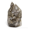 Smoky Phantom Elestial Fenster Quartz Part Polished/Part Natural Twin Point with an Enhybro from Brazil | Venusrox
