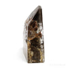 Lodalite Citrine Quartz Polished Point from Brazil | Venusrox