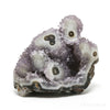 Amethyst with Agate Part Polished/Part Natural Cluster from Uruguay | Venusrox